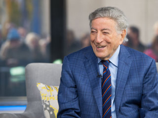 Tony Bennett: Lady Gaga gave me showbiz advice
