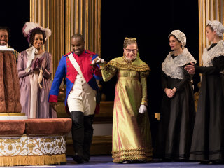 Justice Ruth Bader Ginsburg Wows in Opera Debut