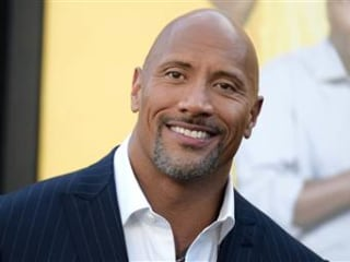 Dwayne 'The Rock' Johnson is People's Sexiest Man Alive