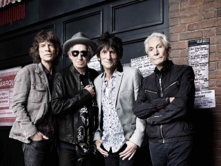 The Rolling Stones Give TODAY a Guided Tour of Their New Exhibit