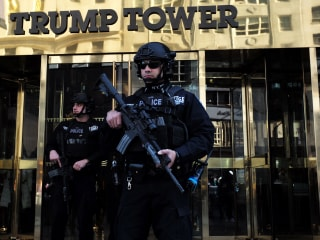 Keeping Trump Tower Safe Will Be an 'Unprecedented Challenge'
