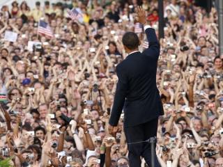 Barack Obama Returns to Berlin, Scene of Iconic 2008 Speech