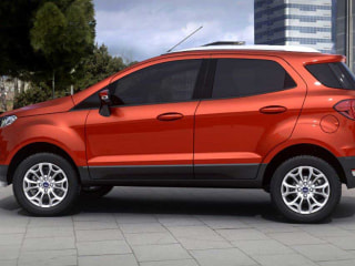 Ford's Newest Car Carries a 'Made in India' Label