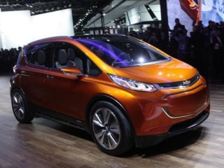 Game Changer? Electric Vehicle Chevy Bolt Named Car of the Year