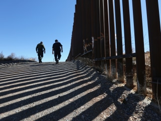 Here's What the U.S.-Mexico Border Looks Like Pre-Trump