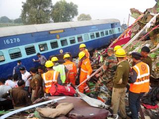 Fatal India Train Derailment Leaves More Than 100 Dead