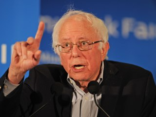 Bernie Sanders Slams GOP Objections to Recounts: 'Nobody Cares'