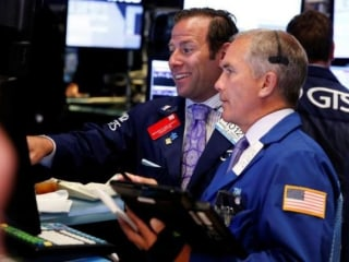 Wall Street at Record Highs as Techs, Energy Stocks Rally