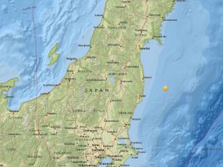 Major Quake Hits Near Fukushima, Japan, Site of 2011 Tsunami, Meltdown