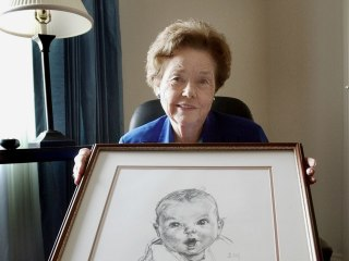Happy Birthday, Gerber Baby: You're 90 Years Young Today!