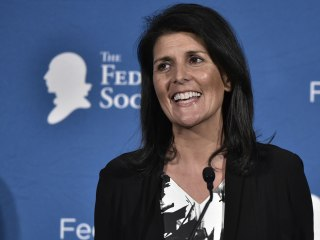 Gov. Nikki Haley Accepts Trump Offer to Be Ambassador to United Nations