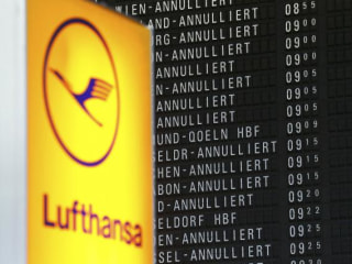Lufthansa Pilots Start Two-Day Strike, Hundreds of Flights Canceled