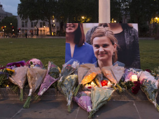 Thomas Mair Guilty of Killing U.K. Lawmaker Jo Cox During Brexit Campaign
