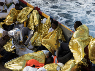 Rumors of Migrant Crackdown Trigger Rise in Deadly Sea Crossings