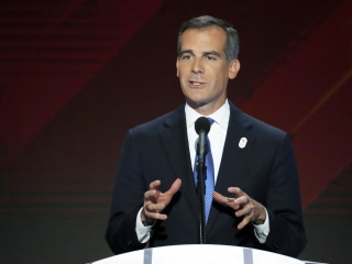 Trump Supports Los Angeles Bid for 2024 Summer Olympics, Mayor Says