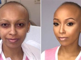 Makeup Artist Offers Free Makeovers to Cancer Patients