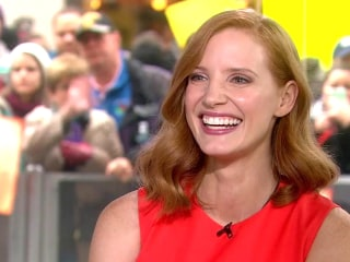 Jessica Chastain on Her Powerful New Role in 'Miss Sloan'