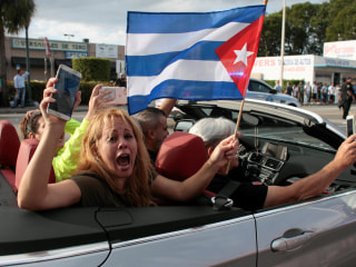 Cheers in Miami, Tears in Moscow: World Reacts to Fidel Castro's Death
