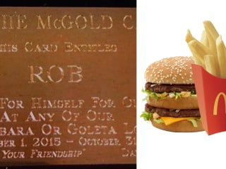 Here's the deal with the secret gold card that gets you unlimited McDonald's