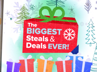 Special hour-long TODAY Steals and Deals: Get all 25 amazing products here! EXPIRED