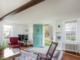 See inside this stylishly spacious 93-year-old New England home— it's for sale!