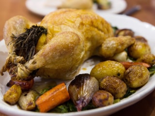This roast chicken will help you win anyone's heart