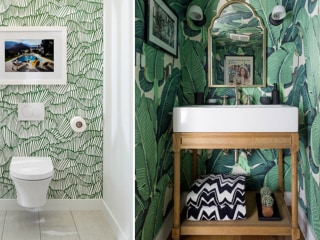 The 3 design tricks that can make a small bathroom feel bigger