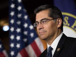 Rep. Xavier Becerra Accepts Nomination for California Attorney General