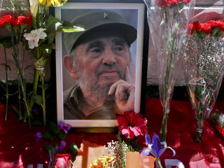 Opinion: Children of Exile Won't Forget Fidel