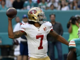 Kaepernick Says Castro Comments Were Taken Out of Context