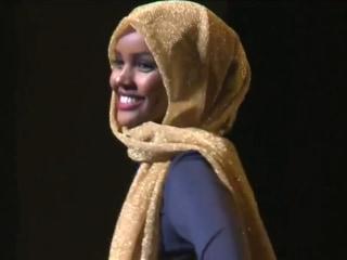 Muslim Woman Competes in Miss Minnesota USA Pageant in Hijab, Burkini