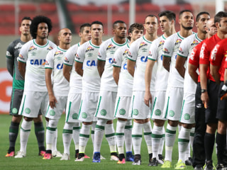 Plane Carrying Brazil's Chapecoense Soccer Team Crashes in Colombia