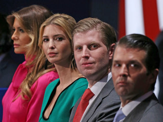 Trump Handing Over His Business to His Children Wouldn't Eliminate Conflicts