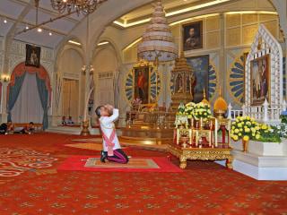 Thailand's Crown Prince Vajiralongkorn Becomes King Rama X