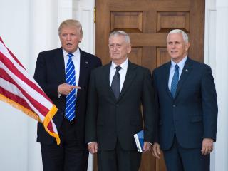 Former Special Forces Officer: Gen. 'Mad Dog' Mattis Left 'My Men to Die'