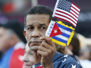Behind Anti-Castro Celebrations, 'A Sense of Sadness'
