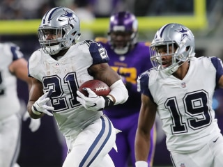 Cowboys Hold on Late Against Vikings for 11th Straight Win