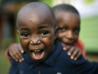 Congo: The Faces of Orphans