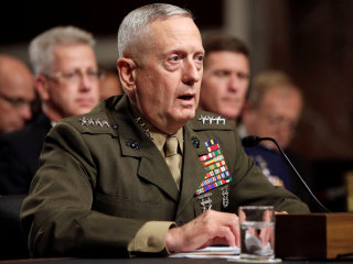 Former Special Forces Officer: Gen. 'Mad Dog' Mattis Left 'My Men to Die'