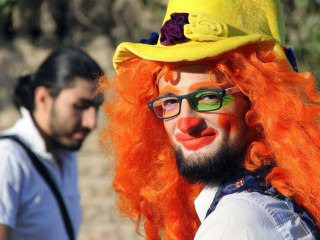 'Clown Of Aleppo,' Who Brought Joy to Syrian Kids, Killed by Airstrike