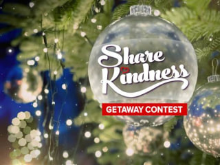 Repay Someone's Kind Acts To You With This Swanky Getaway Trip Contest