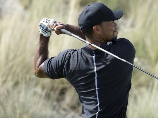 WATCH: Tiger Woods Continues Return In Round 2 of Hero Challenge