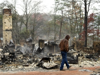 Death Toll in Tennessee Wildfire Hits 13, Officials Insist Evacuation Order Went Out