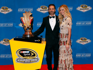 WATCH LIVE: NASCAR Sprint Cup Awards Show From Las Vegas