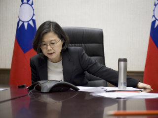 Trump's Call With Taiwan's Leader Exposes China's Strained Relations