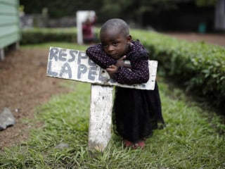 Photos: Congo's Orphans Tell Story of 'Generation of Victims'