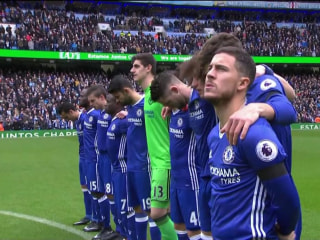 Man City and Chelsea pay Tribute to Chapecoense Tragedy Victims