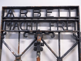 Stolen Dachau Concentration Camp Gate Found in Norway