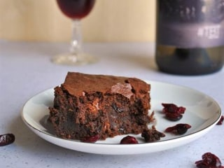 Red Wine Brownies Are the Sweetest Way to Get Your Buzz On