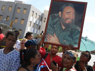 Fidel Castro Funeral: Ex-Leader Will Be Laid to Rest Next to Cuban Hero Marti